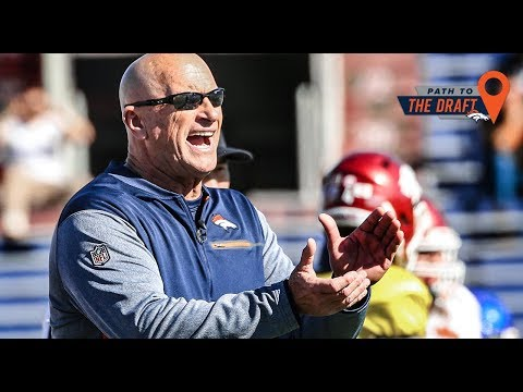 Path to the Draft: DL Coach Bill Kollar mic