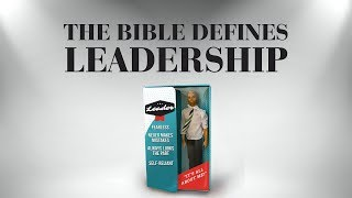 """The Bible Defines Leadership"" // Don't Buy What They're Selling - Week One 