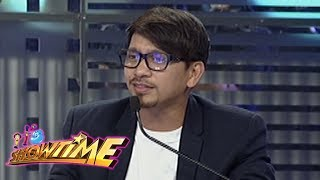 It's Showtime Miss Q & A: Jhong's saying
