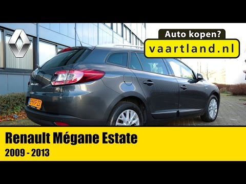 Renault Mégane Estate | 2009 - 2013 | Review
