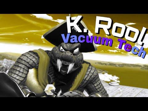 King K. Rool's Fake Shot Vacuum Cancel & Vacuum Delay - Advanced Tech [Smash Ultimate]