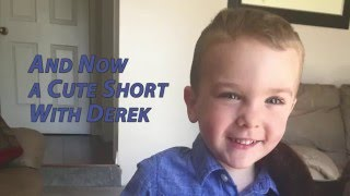 Another Cute Short - With Derek! Potty Training