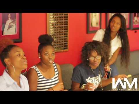 Swv  Weak Acapella Sung  Clark Atlanta Students Bria Anai , Jozeline , Rayshonda & Star