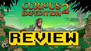 Curious Expedition 2 Review (Video Game Video Review)