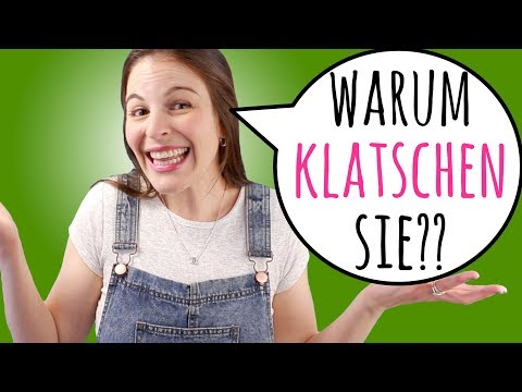Why Do GERMANS CLAP ON AIRPLANES?