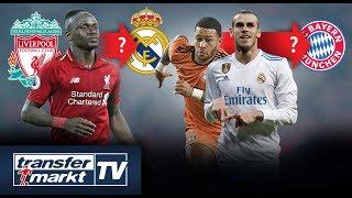 Real wirbt erneut um Mané – Depay & Bale im Bayern-Visier? | TRANSFERMARKT
