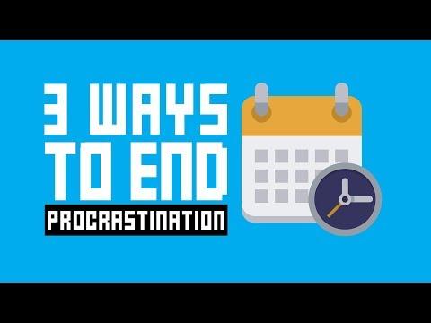 How To Stop Procrastinating Game Development