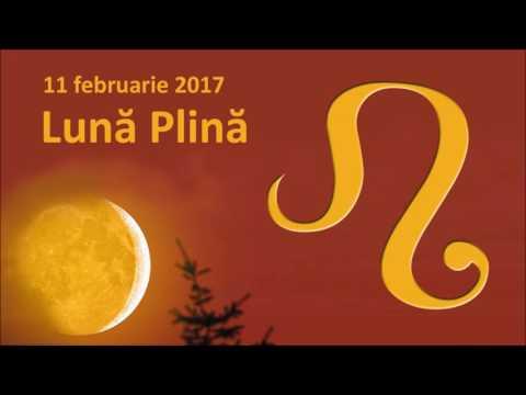 Previziuni astrologice pentru Luna plină din 11 februarie 2017