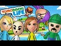 Tomodachi Life 3DS Emma Watson, Dracula Farts, Pooh's Bird Gameplay Walkthrough PART 3 Nintendo Mii