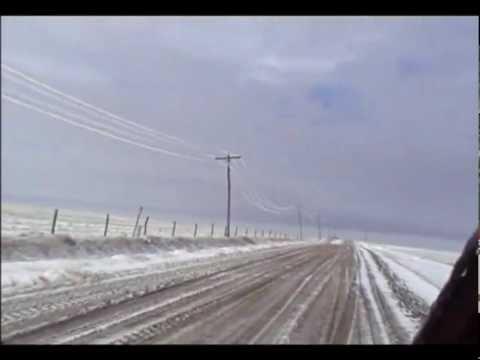 Hays, Kansas Ice Storm (2006)
