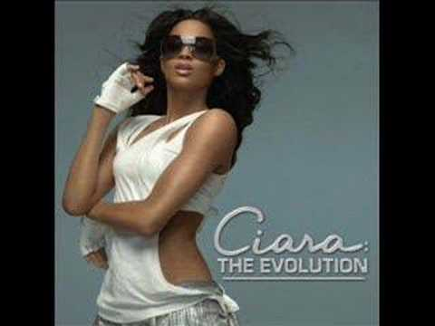 A song I thought was by Ciara...ooops!