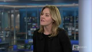 Nerida Cole discusses super protection measures from last budget – ABC News, Afternoons