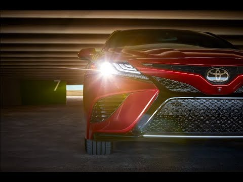 2018 toyota camry xse v6 for sale at smart toyota madison for Smart motors toyota madison wi