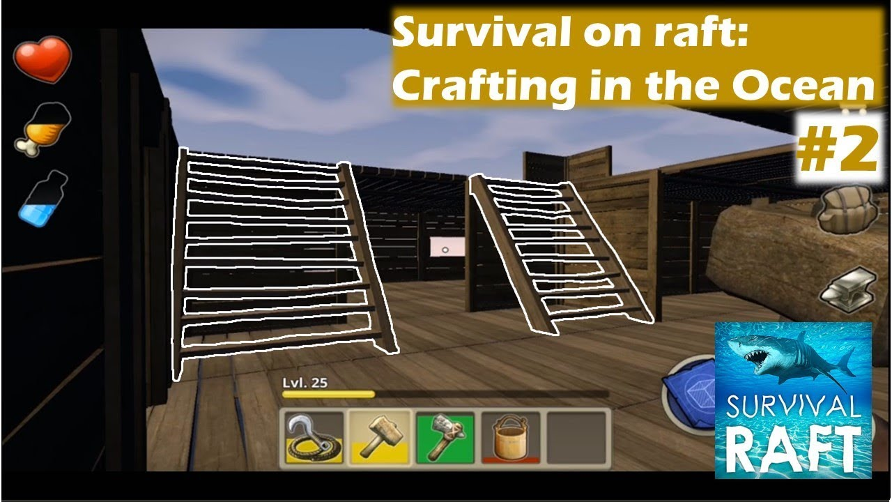 Download Survival On Raft Crafting In The Ocean Pictures