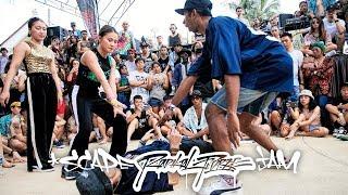 Bad Queen vs Fakyu at The Beach   Hancai Battle Open Style Final   Radikal Forze Jam 2018   RPProds