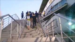 Şükrü Saracoğlu Stadyumu Girişi