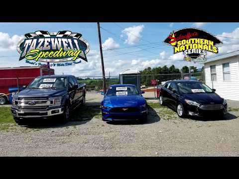 Southern Nationals Qualifying @ Tazewell Speedway July 28, 2018