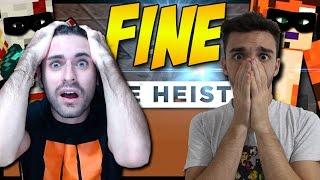 UN FINALE DA SOGNO!! - Minecraft: The Heist #10 w/ GiampyTek