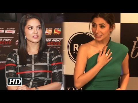 Sunny Leone comments on Mahira Khan   Must Watch