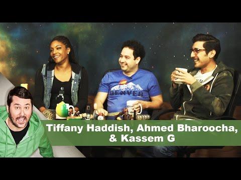 Tiffany Haddish, Ahmed Bharoocha, & Kassem G   Getting Doug with High