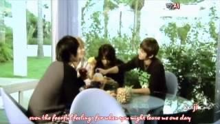 DBSK 동방신기 - Mideoyo (Believe) 믿어요 MV LA Ver [eng + rom + hangul + karaoke sub]