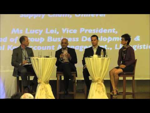 SCAF 2013 Panel 2 Discussion: Supply Chain Development in Asia: Managing Opportunities & Challenges