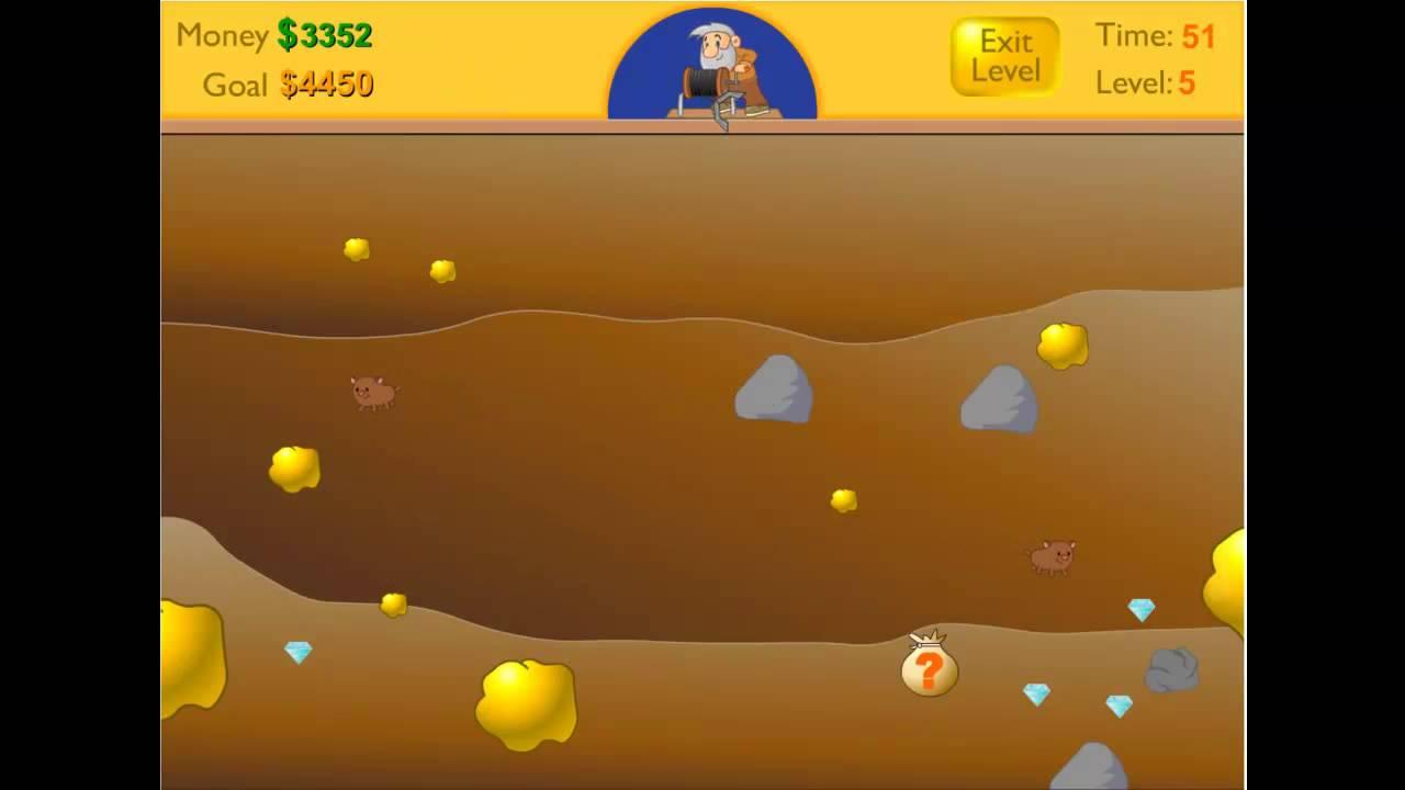 gold mining games - 858×644