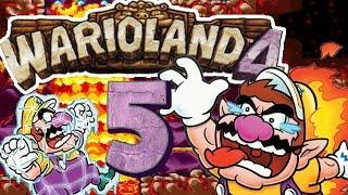 Let's Play Wario Land 4 Part 5: Mal heiß, mal kalt