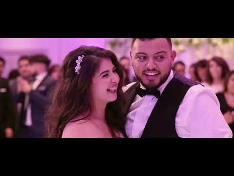 Wedding Party At London Marriott Hotel Grosvenor Square, England