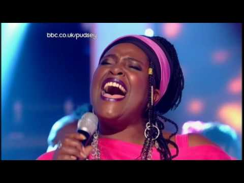 Sharon D Clarke and Revelation  Ain't No Mountain High Enough