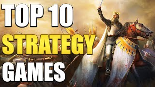 Top 10 Strategy Games You Should Play In 2020