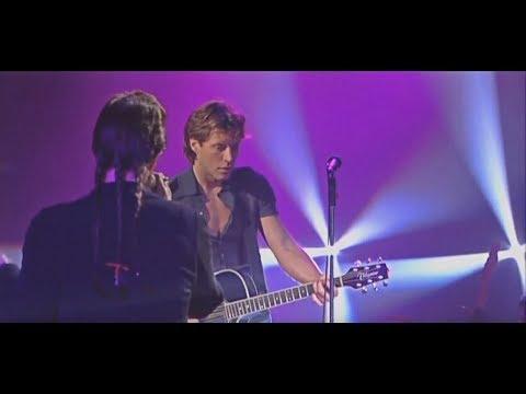 Bon Jovi & Willy DeVille - Save the Last Dance for Me (Taratata, Paris 1996)