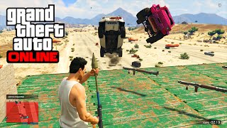 INSURGENT VS ROCKETS GTA 5 ONLINE