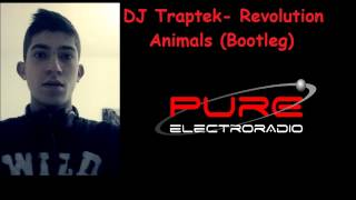 Download lagu DJ Traptek Revolution Animals MP3