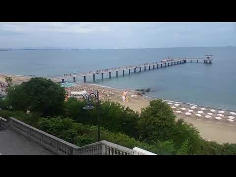 The Black Sea resort of Burgas not far from Istanbul