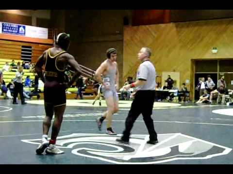 149lb Anthony Harris vs Sierra 3rd Place