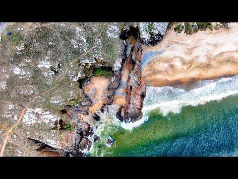 Las grutas  - Punta Ballena HD
