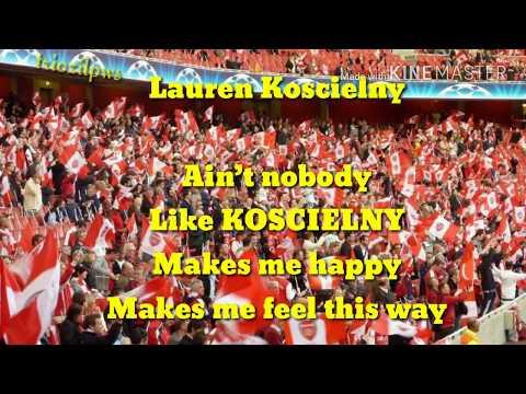Yel yel (Chant) Arsenal + lyrics Terbaru