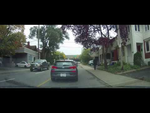 Driving Around Ottawa, Ontario - Canada