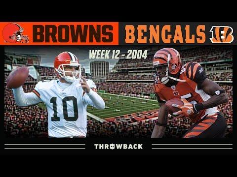 Highest Scoring Game You Haven't Seen! (Browns vs. Bengals 2004, Week 12)