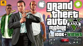 Gambar cover GTA V MOBILE - Download GTA 5 Android & iOS! (Gameplay)