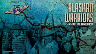 Global War 1936 -Alaskan Warriors Expansion Set
