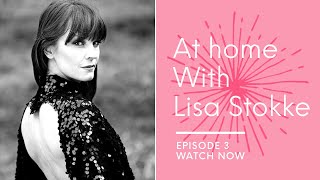 At Home With Lisa Stokke - Episode 3 — Here Comes The Sun by The Beatles
