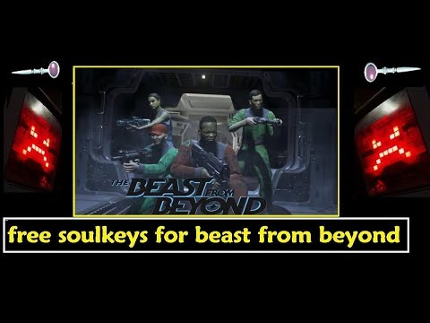 """""""Beast from beyond"""" soulkey giveaway!!!! """"INFINITE WARFARE ZOMBIES"""" SUB FOR SHOUTOUT"""