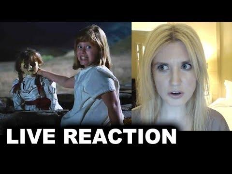 Annabelle Creation Trailer 2 REACTION