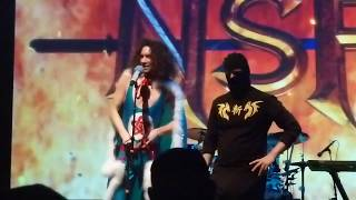 NSP - Danny stuffing a bra down his pants