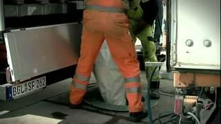 BKP Berolina-Liner DN 400/600 Kanalsanierung, Glasseidenwerk Oschatz