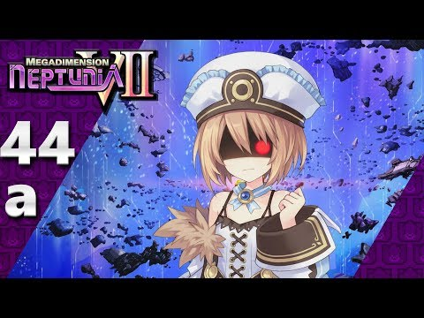 Megadimension Neptunia VII (PS4, Let's Play) | Dark White (Heart Route) | Part 44 a
