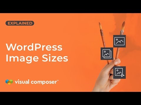 A Simple Guide to WordPress Image Sizes