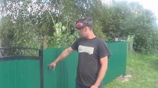 Как сделать #забор дешево и круто. обзор